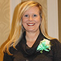 Dr. Heather Brandt receives 2014 TWIN award